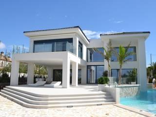 Alicante Arquitectura y Urbanismo SLP Mediterrane Häuser