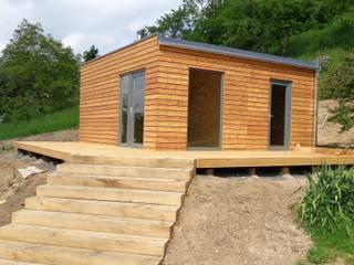 Naturhouse Wochenendhaus:   von Naturmont
