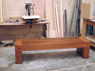 Mediamadera DormitoriosSofas y divanes Madera Acabado en madera