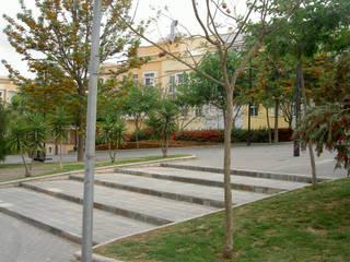 Moderne Häuser von BERNARDINO ARQUITECTOS, SLP Modern