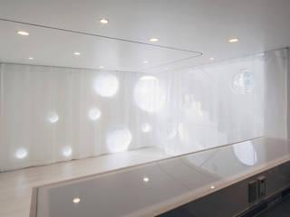 SHABON モダンデザインの リビング の 株式会社カワイ設計工房 モダン