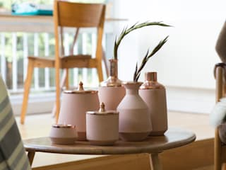 Tunisia Made Vases and Throws par Hend Krichen Méditerranéen