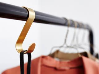 Hänk Kleiderstange: modern  von Neuvonfrisch - Möbel und Accessoires,Modern