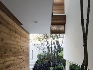 Jardin de style  par プラスアトリエ一級建築士事務所,