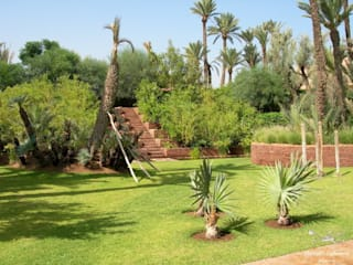 Jardin Anda Dar au Maroc Philippe Dubreuil Jardiniste