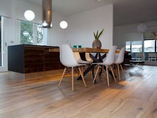 BRICCOLA WOOD OF VENICE wood flooring di ANTICO TRENTINO S.R.L. Rustico