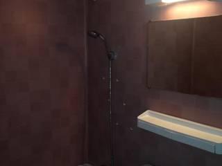 Rénovation à petit budget d'un appartement à la montagne par Marion ALBINET, Décoratrice d'intérieur Minimaliste