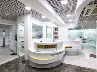 Modern study/office by Muraliarchitects Modern