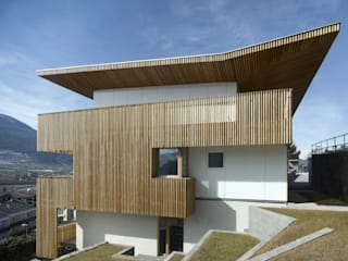 Houses by Burnazzi  Feltrin  Architects,