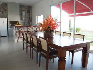 CASA RA: Cozinhas  por DIOGO RIBEIRO arquitetura