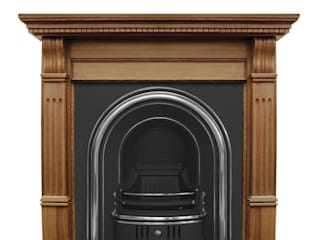 Coleby Arched Fireplace and Surround UKAA | UK Architectural Antiques Dining roomAccessories & decoration