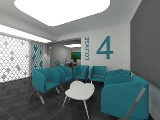 ATİLLA SAYGIN DİŞ POLİKLİNİĞİ NAZİLLİ Modern Klinikler Pıcco Desıgn & Archıtecture Modern