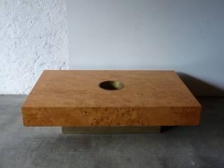 TABLE BASSE par Franck Tessier Design Classique