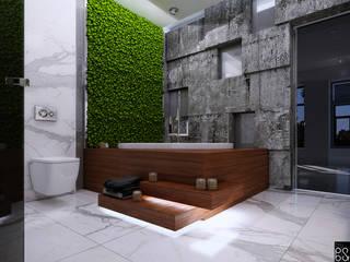 minimalistic Bathroom by PoSt