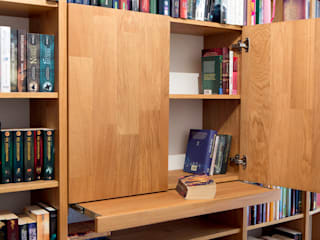 Schreinerei Haas Mathias Living roomShelves