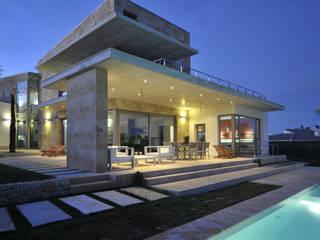 Mediterrane huizen van Chiarri arquitectura Mediterraan