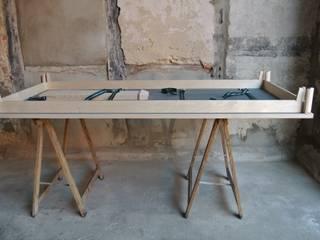 ADMI_Schreibtisch:   von Rene Schulze Wienker