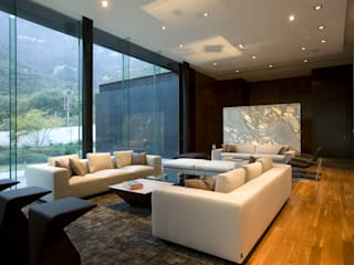 GLR Arquitectos Living room