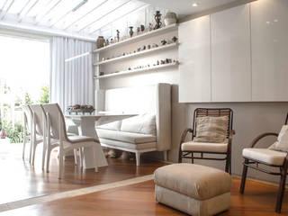 Bloco Z Arquitetura Dining roomTables