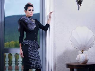 Baroque Style Cashmere collectie van Dulaan Cashmere Klassiek