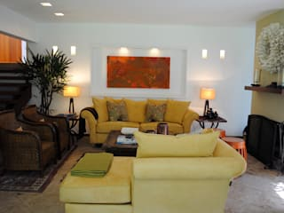 InteriorEs Silvana McColgan Modern Living Room