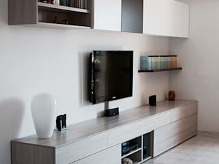 ALESSIO TOSTI DESIGN Living roomTV stands & cabinets
