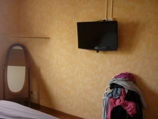 décoration d'une chambre parentale par B.Déco Moderne