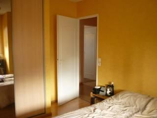 décoration d'une chambre d'amis par B.Déco Moderne