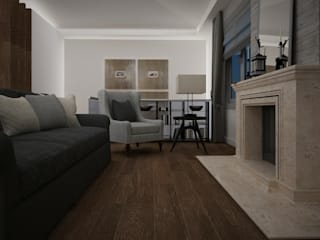 CANSEL BOZKURT  interior architect – Görgülü Villası:  tarz