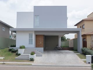 Houses by POCHE ARQUITETURA, Modern