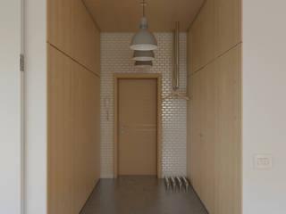 Corridor & hallway by Anton Medvedev Interiors, Eclectic