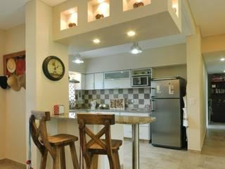 Isla Cocina Cocinas clásicas de Opra Nova - Arquitectos - Buenos Aires - Zona Oeste Clásico