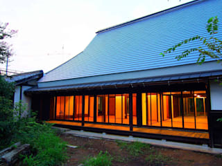 よみがえる湖国の週末住宅(セカンドハウス): 石井建築設計事務所が手掛けたです。,