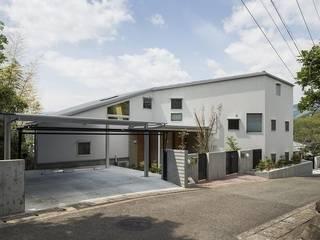 Modern home by 平林繁・環境建築研究所 Modern