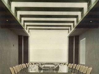 Salón: Salones de estilo  de ARQUITECTOS PRIOR Y LLOMBART