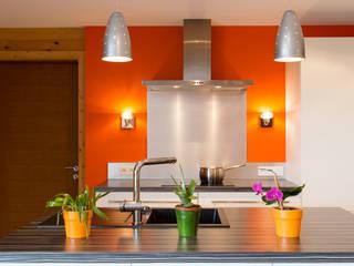 Кухни в . Автор – Agence C+design - Claire Bausmayer,