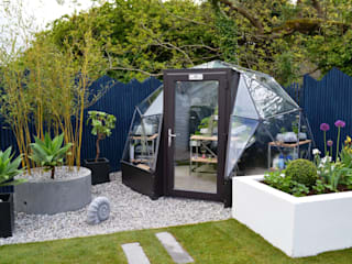 itv's Love Your Garden with Alan Titchmarsh:  Garden by Solardome Industries Limited, Modern