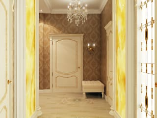 Corridor & hallway by Decor&Design, Classic