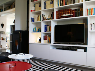 Living room by Agence C+design - Claire Bausmayer,