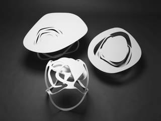 Kirigram table collection:   by kirigram