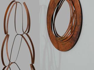 CORONET, mirror & BABYLON sculpture:   by kirigram