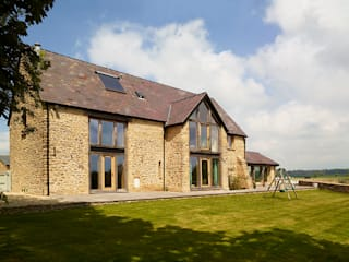Country Barn Conversion: modern Kitchen by hobsons choice