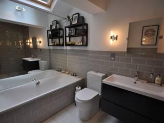 Streatham:  Bathroom by The Lady Builder