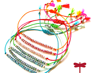 """Armband """"Lucky Thing"""":  Kunst  von AJOLA ® GbR"""