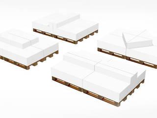 PALETT LOUNGE combinations:   von produktsalon // Susanne Uerlings Produktdesign