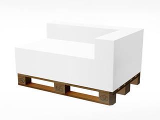 PALETT LOUNGE Eckmodul:   von produktsalon // Susanne Uerlings Produktdesign