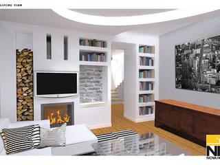 COCONTEST: Soggiorno in stile in stile Classico di NovaHouse