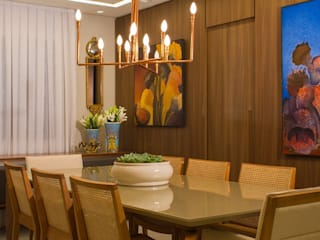 Living room by Jamile Lima Arquitetura, Modern