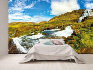 Dynjandifoss in den Westfjorden von DigitalArt Sabine Bieg Ausgefallen