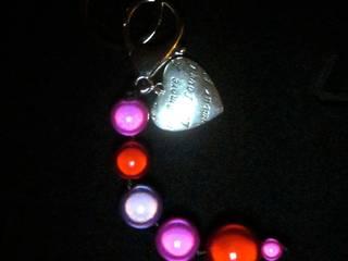 """Schlüsselanhänger """"Miracle"""":  Kunst  von AJOLA ® GbR"""